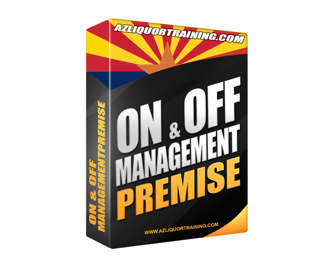 On/Off Premise Management (2 hours)